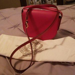 4997414bec Lauren Ralph Lauren Bags - Lauren Ralph Lauren Dryden Caley Mini Saddle Bag